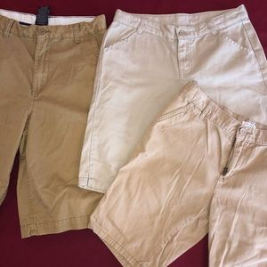 Other - Lot of uniform pants size 14 khaki:76